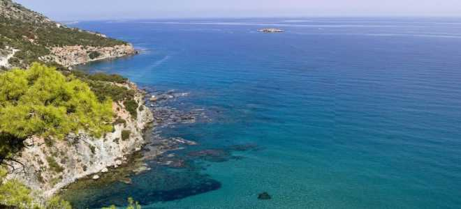 Какой погоды ждать на Кипре в апреле