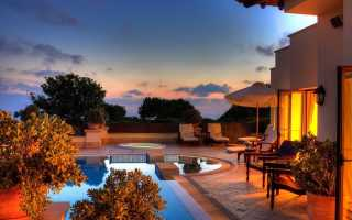 Выбираем лучшие 5-ти звездочные отели Кипра на первой линии