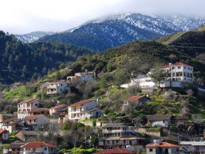 Горная деревня