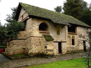 Святого Николая под крышей