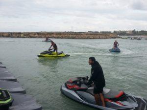 Водный транспорт Корал бич