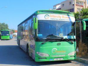 Автобус в Пафос
