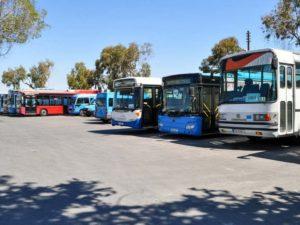 Городской автотранспорт