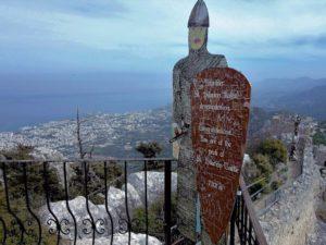 Вид на Кирению