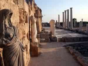 Античный город Саламин