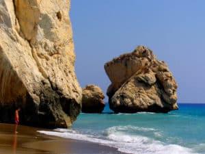 Пляж мыс Греко