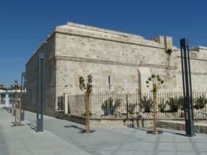 Средневековая крепость Лимассола