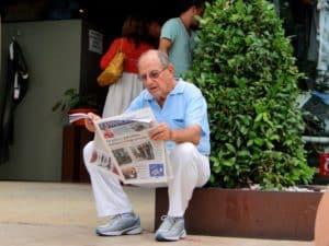 Выплаты идут всем проживающим пенсионерам