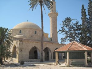 Одна из самых главных мусульманских святынь