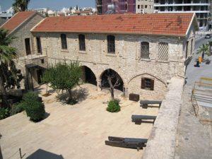Средневековый музей