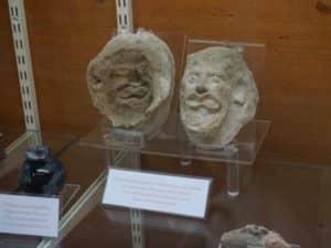 Элементы статуй