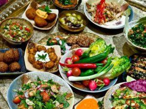 В Айа-Напе на протяжении трех дней проходит кулинарный фестиваль