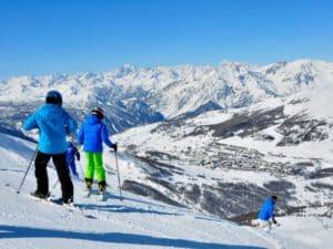 Клуб на горе Олимп по праву считается центром горнолыжного спорта