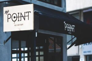 The Point – All Day Bar