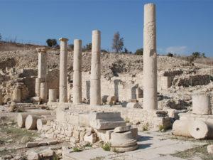Развалины Храма Афродиты
