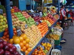 Рынок Айя-Текла