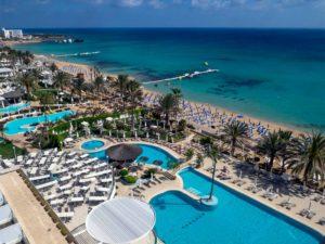 Элитное туристическое местечко на Кипре