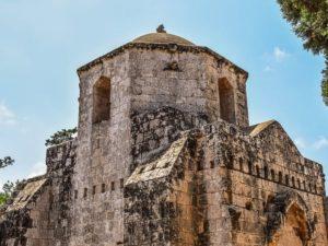 Монастырская церковь Айос-Мамас
