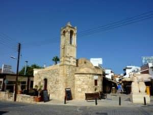 Церковь Агиос Андроникос