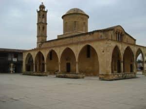 Монастырь св. Мамаса