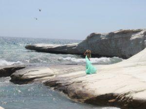 Пляж Аламанос
