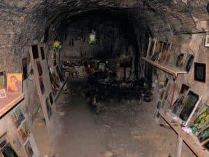 Подземная церковь