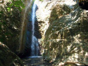 Каледонский водопад