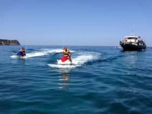 Водные виды спорты