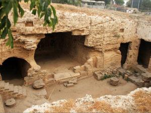 Катакомбы-пристанище первых христиан