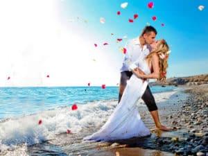 Выбор города для проведения свадьбы