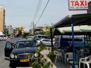 Такси Кипра