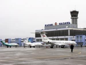 Аэропорт Казань