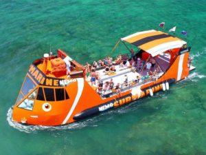 Тематическая лодка «Немо»