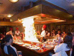 Японский ресторан Hokkaido