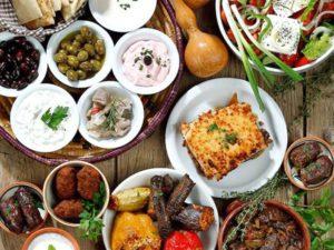 Блюда кипрской кухни