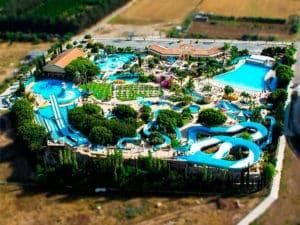 Имя Афродиты носит современный аквапарк в Пафосе