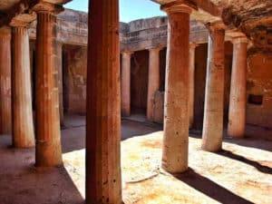 Некрополь Царские гробницы