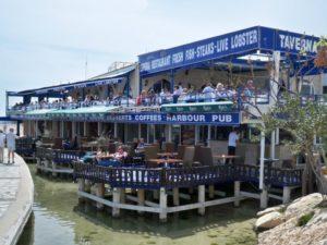Рыбный ресторан Esperia