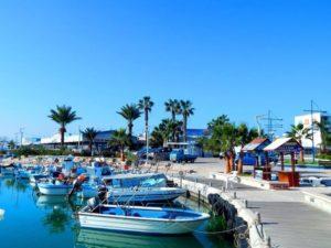 Для Кипра характерна теплая зима